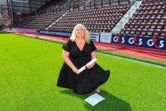 Foundation of Hearts  Tynecastle,Stadium Edinburgh